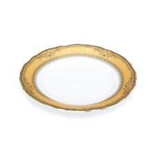 "Vanessa Gold 6"" Bread and Butter Plate"