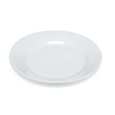"Royal White 9"" Lunch Plate"