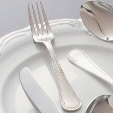 <strong>Ten Strawberry Street</strong> Pearl Stainless Steel Salad Fork