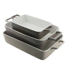 Nested 3 Piece Rect Bakeware Set