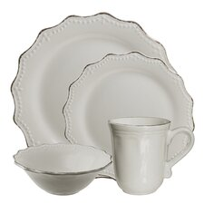 Oxford 24 Piece Dinnerware Set