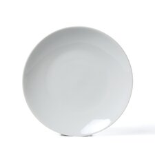 "Royal Coupe White Oversized 8"" Salad Plate (Set of 6)"
