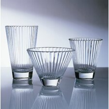 <strong>Ten Strawberry Street</strong> Durobor Optic Drinkware Collection