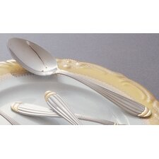 Parisian Gold Stainless Steel Dinner Spoon (Set of 4)