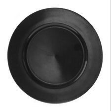 """Lacquer 13"""" Round Charger Plate"""
