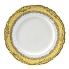 """Vanessa Gold 12"""" Buffet Plate"""