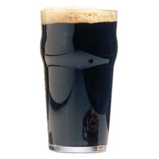 Durobor 20 oz. Pint Glass with Etched Seal