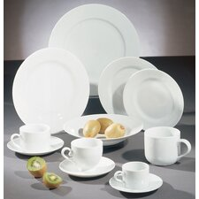 <strong>Ten Strawberry Street</strong> Royal White Dinnerware Set