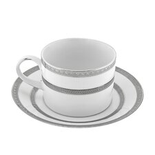 Sophia 8 oz. Teacup and Saucer