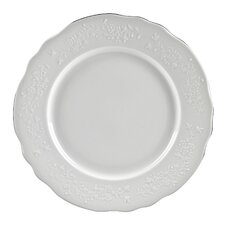 """Vine Silver 13"""" Charger Plate"""