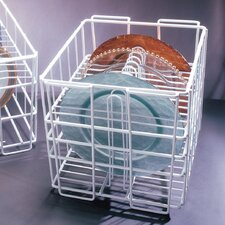 <strong>Ten Strawberry Street</strong> Glass Charger Plate Rack
