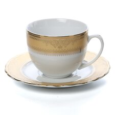 Vanessa Teacup and Saucer (Set of 6)