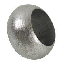 Lacquer Silver Napkin Ring