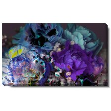 """Scented Bloom"" Gallery Wrapped by Zhee Singer Painting Print on Canvas"