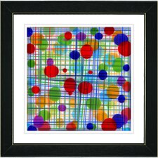 "<strong>Studio Works Modern</strong> ""Quirk Series"" Framed Fine Art Giclee Print"