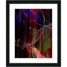 "<strong>Studio Works Modern</strong> ""Conversions"" Framed Fine Art Giclee Print"
