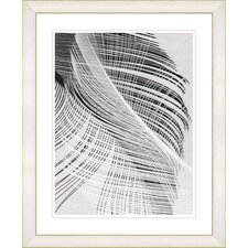 """""""Dancing Feathers"""" by Zhee Singer Framed Fine Art Giclee Painting Print"""