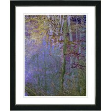 """""""Summer Forest"""" by Zhee Singer Framed Graphic Art"""