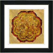 "<strong>Studio Works Modern</strong> ""Platos"" Framed Fine Art Giclee Print"