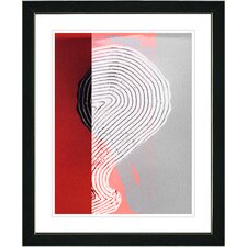 "<strong>Studio Works Modern</strong> ""Signature"" Framed Fine Art Giclee Print"