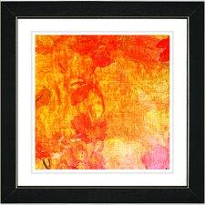 """""""Liana"""" by Zhee Singer Framed Graphic Art"""