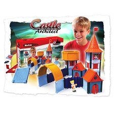 85 Piece 3D Castle Architect Kit