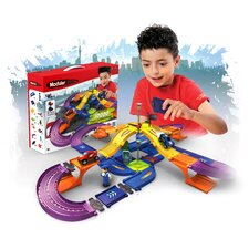 46 Piece 3D Racetrack Kit