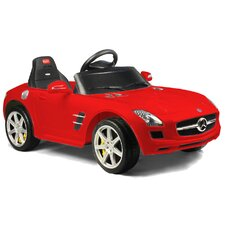 Mercedes-Benz SLS AMG Rastar 6V Battery Powered Car