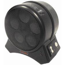 Pelonis 1,500 Watt Ceramic Compact Space Heater with Electronic Control