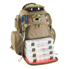 Nomad Lighted Tackle Backpack with Tray