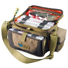 Mission Lighted Small Convertible Tackle Bag with Tray