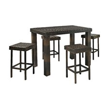 Tremont 5 Piece Bar Height Dining Set