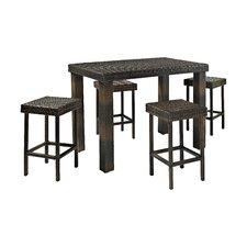 Tremont 5 Piece Bar Height Dining Set