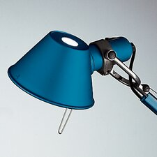 """Tolomeo Micro 28.75"""" H Table Lamp with Empire Shade"""