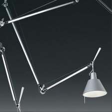 Tolomeo Off-Center 1 Light Mini Pendant