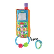 <strong>Playgro</strong> My First Mobile Phone Activity Toy