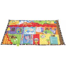<strong>Playgro</strong> Happy House Super Mat