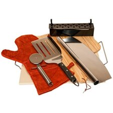 <strong>Pacific Living</strong> 8 Piece Premium Outdoor Pizza Kit