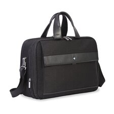 Expandable Toploader Laptop Briefcase
