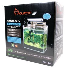 <strong>Aquatop Aquatic Supplies</strong> Nano Sky Complete Aquarium Kit