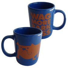 <strong>Wag More Bark Less</strong> Brutus Posse Mug