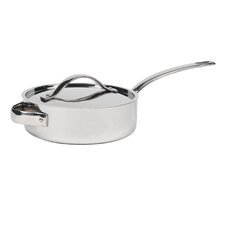 Maze 3-qt Saute Pan with Lid