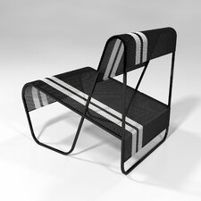 <strong>Markamoderna</strong> Lami Perforated Sheet Metal Lounge Chair