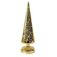 Mercury Glass LED Christmas Decoration