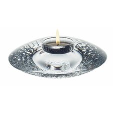 Discus Crystal Votive
