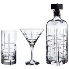<strong>Orrefors</strong> Street Barware  Collection