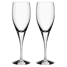 Intermezzo Satin Wine Glass (Set of 2)