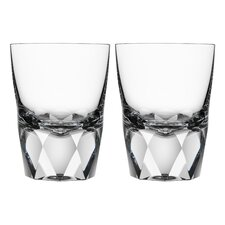 <strong>Orrefors</strong> Carat Glass (Set of 2)
