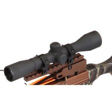 4x32 Multi Reticle Crossbow Scope