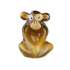 <strong>Kosta Boda</strong> My Wide Life Shock the Monkey Figurine